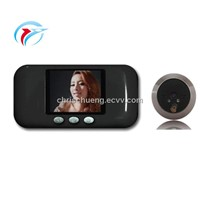 Peephole Door Viewer with 3.0'' LCD Screen & Night Vision (DPV-002)