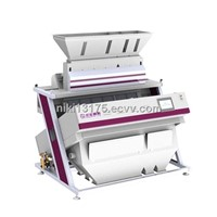 Pignut/peanut/groundnut color sorter machine