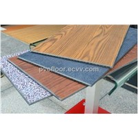 Popular waterproof vinyl flooring, wooden grain,outdoor use floor 8.5mm/10mm