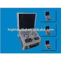 Portable pressure testing  instrument