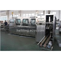 QGF 3/5 Gallon bottle filling line