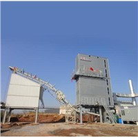 Environmental-Protection Asphalt Mixing Plant