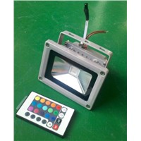 RGB LED floodlight MY-LED-100245-10-748