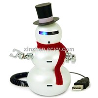 Real Memory Christmas Tree USB