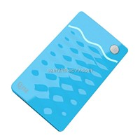 Rechargable Power Bank for iPhone, iPad, Android Smartphone