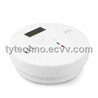 Rohs and EN50291 Approved Carbon Monoxide Detector With LCD Displayer