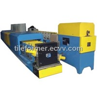 Round Downspout Forming Machine / Rectangular Downspout Forming Machine