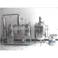 SS honey processing machine