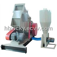SWP-400 PVC Plastic Pipe Crusher