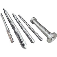 Screw and Barrel of Extruder Machine