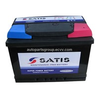 Sealed MF Battery DIN66 12V 66Ah