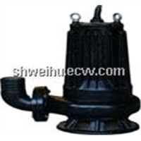 Sell AS non-clogging submersible sewage pump