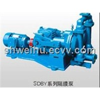 Sell DBY electric diaphragm pump
