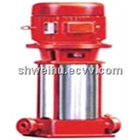 Sell XBD Vertical multi-stage fire water pump