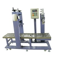 Semi-automatic Grease Filling Machine