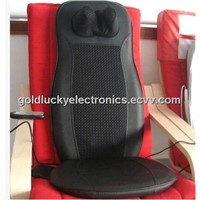 Shiatsu Massage Cushion with Vibrating Seat for Car and Home Use (GL-1109)