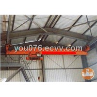Single Beam Motor Crane with capacity of 10 tons