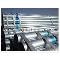 Spiral weld pipe for gas, oil