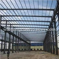 Steel Structure Building\Prefabricated House (WL632)