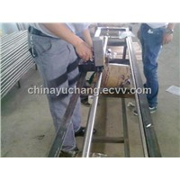 Steel pipe handheld inkjet coding marking machine