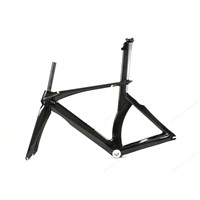 Super Light Carbon Bicycle Triathlon Frame, Carbon TT Triathlon Frame