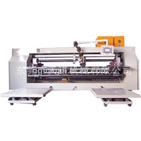 TJ-DS double-sheet double-servo nailing machine2