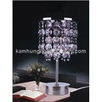 Table Modern Crystal Lamp (MT290061-2A)