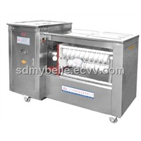 The stainless steel automatical MG70/8 dough divider rounder