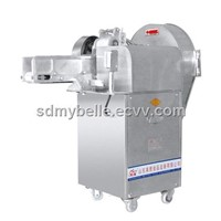 The stainless steel automatical reliable performance CHD vegetable cutter