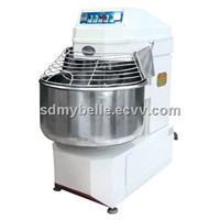 The stainless steel multifunctional automatical JSM spiral mixer