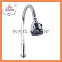 Three-function hand shower gray color wholesale