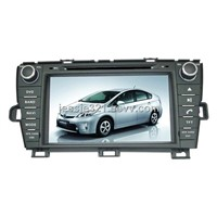 Toyota Prius 2009-2012 Car DVD Player  with GPS, Bluetooth,Ipod,RDS,PIP,SWC..