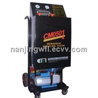 Trolley Type Automotive Refrigerant Recovery System_CM05 Series
