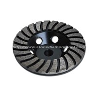 Turbo Diamond Stone Grinding Cup Wheel