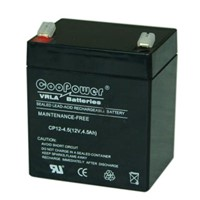 VRLA Lead Acid Battery12V4.5AH