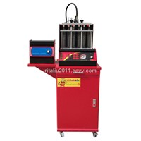 WL-6MV fuel injector cleaner and diagnosis machine