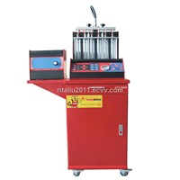 WL-PM6F injector cleaner & tester, automatic return oil