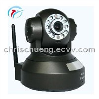 Wireless IP Camera / Baby Monitor / H. 264 / IR Cut (IP-001)
