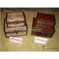 Wooden Antique Box with High Quality,Wooden Gift Box