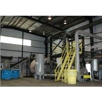 ZSA  waste and mixture oil recycling machine/used oil regeneration plant/oil filtration