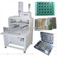 Automatic PCB Punching Separator for Small Size PCB