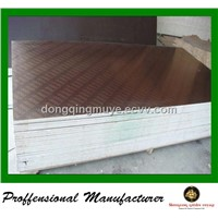 brown film faced plywood for forwork