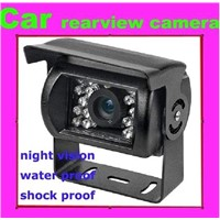 car night vision waterproof shockproof CCD camera