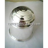 chrome plated tow ball cover
