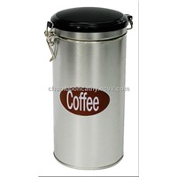coffee tin can