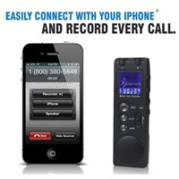 digital voice recorder with bluetooth, voice and call recorder, bluetooth cell phone recorder