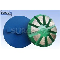 double post concrete grinding disc
