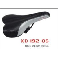 fashionable bicycle saddle