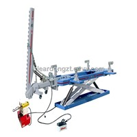 frame machine/chassis straightening bench/car bench/auto collision repair equipment T-21