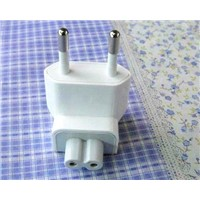 free shipping EU AC power Plug for Apple iBook/MacBook Power Adapter